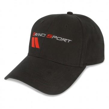 C6 Grand Sport Cap | Black