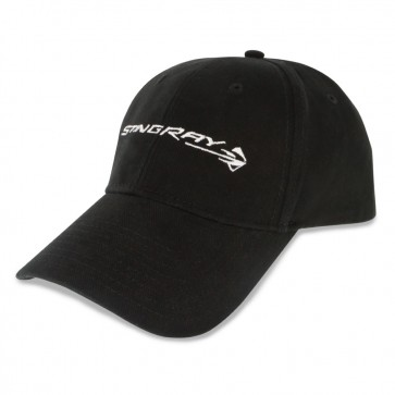 Corvette Stingray Cap | Black