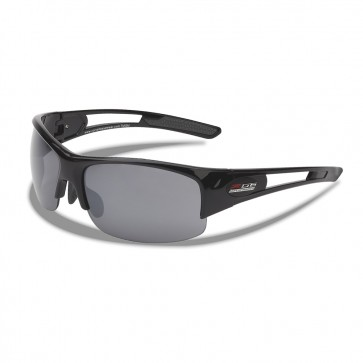 C7/Z06 Supercharged Gloss Black Rimless Sunglasses