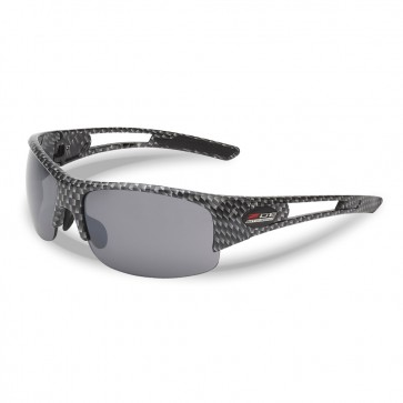 C7/Z06 Carbon Fiber Pattern Rimless Sunglasses