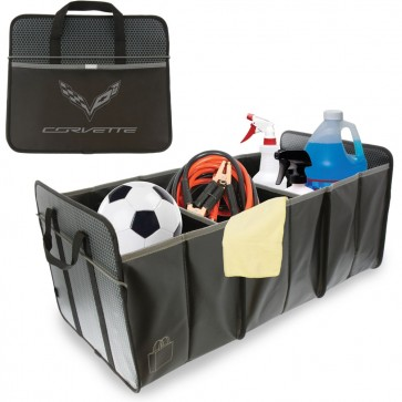 C7 Corvette Trunk Caddy | Black