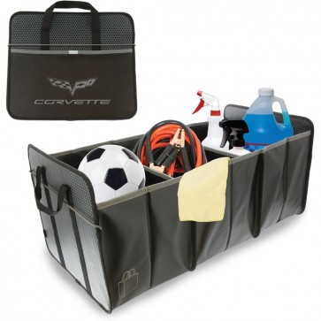 C6 Corvette Trunk Caddy | Black