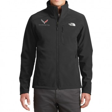 North Face® Signature Apex Soft Shell - Black