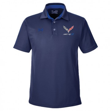 Under Armour® ZR1 | Tech Polo - Midnight/Royal