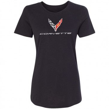 2020 Corvette | Ladies Signature Tee