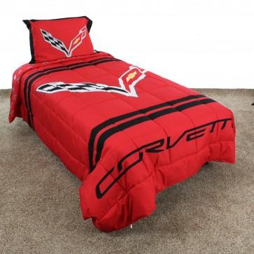 C7 Corvette | Reversible Comforter Set