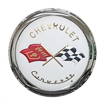 Corvette C2 Emblem Sign   1963 - 1967