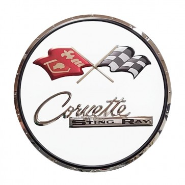 Corvette C2 Sting Ray | Emblem Sign 1963 - 1967