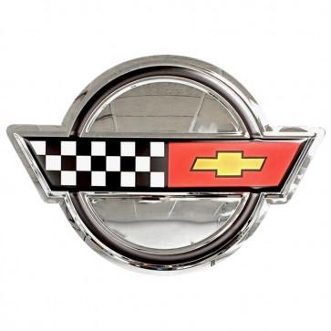 Corvette C4 Emblem Sign | 1984 - 1996