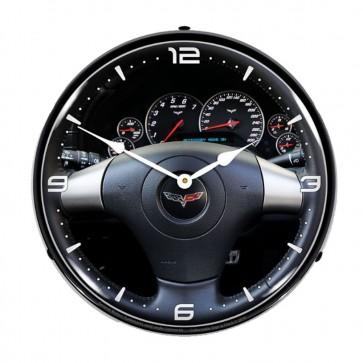 C6 Corvette Dash | LED Clock