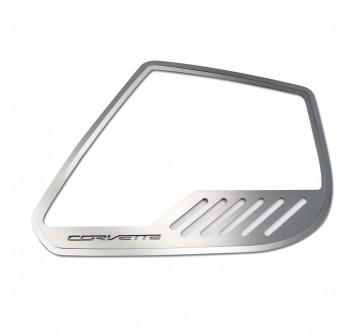 Corvette 2014 Stingray Door Speaker Rings Set