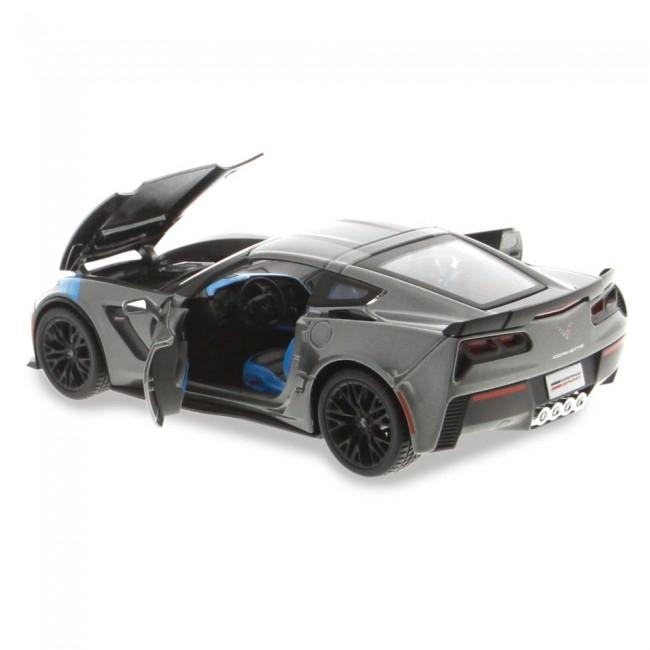 1 24 Scale 2017 Corvette Grand Sport 729f834a35