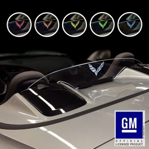 C7 Convertible Wind Deflector | C7 Flag