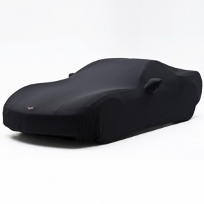 Stormproof Outdoor Corvette C6 Cover- Black