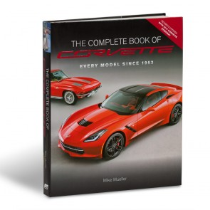 The Complete Book of Corvette - Hardcover