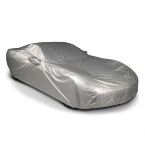 2014-2017 Stingray Coupe Silverguard Plus Outdoor Cover- Silver