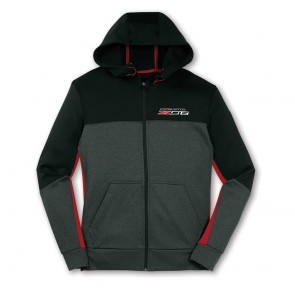 Z06 Colorblock Jacket | Black/Graphite/Red