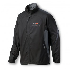 Ultralight C6 Colorblock Jacket - Black/Gray