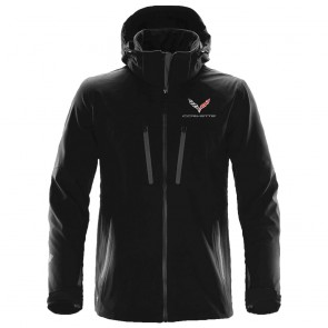 Men's Extreme Soft Shell C7 | Black/Carbon