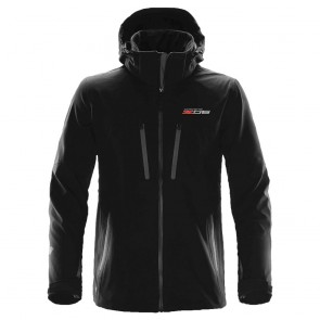 Men's Extreme Soft Shell Z06 | Black/Carbon