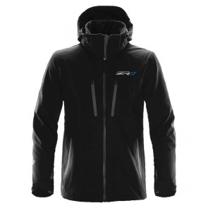 Men's Extreme Soft Shell ZR1 | Black/Carbon