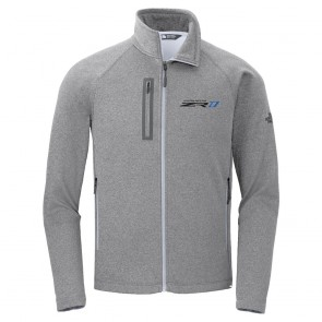 North Face® ZR1 Canyon Flats Fleece Jacket - Medium Gray Heather