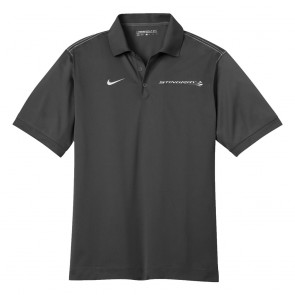 Nike Dri-FIT® Stingray Polo   Flint Gray