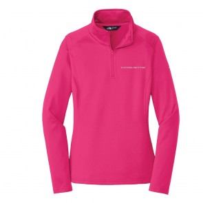 North Face® Tech Quarter-Zip | Fleece - Petticoat Pink