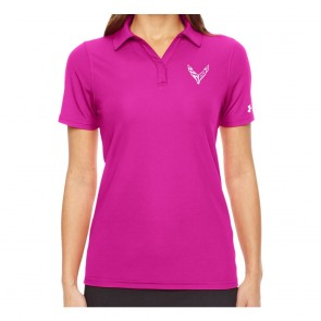 2020 Corvette | Ladies Under Armour® Polo