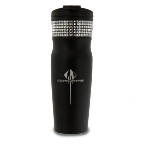 Ladies Bling Tumbler - Black