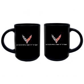 2020 Corvette | 15 oz. Ceramic Mug