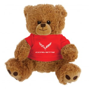 Corvette Teddy Bear
