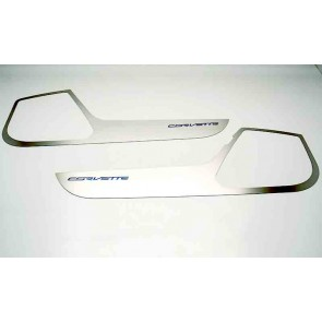 Corvette 2014 Stingray Door Guard Set