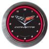 Corvette C6 | Neon Clock