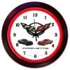 Corvette C5 | Neon Clock