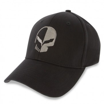 """Jake"" Corvette Racing Fitted Cap - Black"