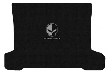 Corvette Stingray Jake Ultimat™ Coupe Cargo Mat - Jet (2014 & up)