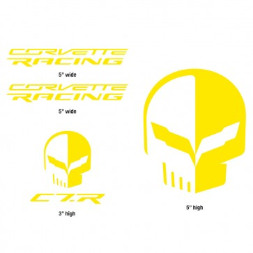 Jake Decal Pack - Yellow