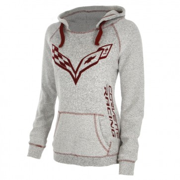 Corvette Racing | Ladies Pepper Ruby Fleece