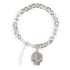 """Jake"" Charm | Cable Bracelet"