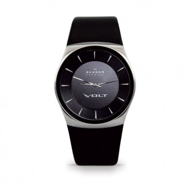 Volt Men's Leather Skagen Watch