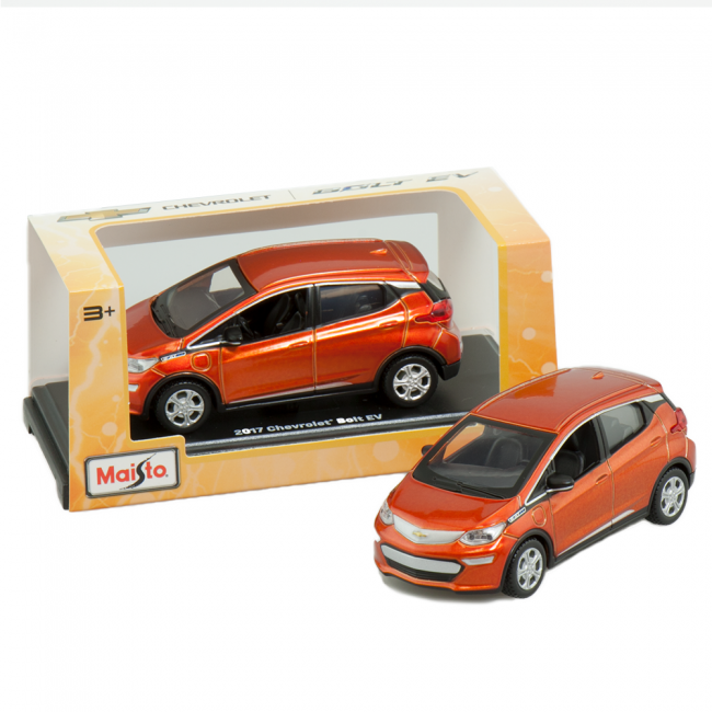2017 limited edition bolt ev die cast chevyelectriccollection