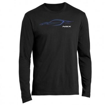 Acura NSX | Long Sleeve Silhouette Tee