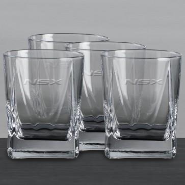 Acura NSX | 4 Piece Glass Set -12 oz.