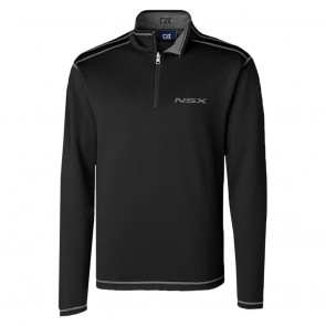 Acura NSX Cutter & Buck | Jersey Fleece - Black