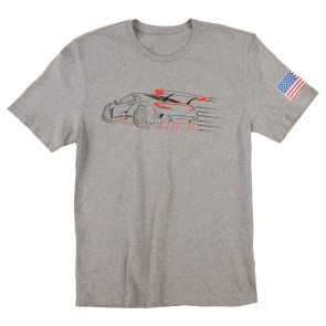 Acura NSX GT3 EVO | Silhouette Graphics Tee