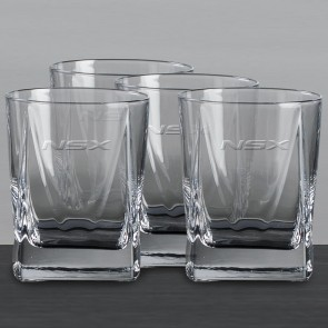 Acura NSX | 4 Piece Glass Set -12 oz.