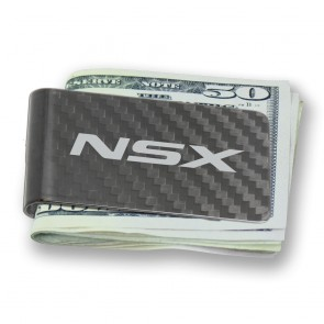 Acura NSX | Carbon Fiber Money Clip